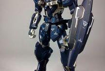Gundam photography