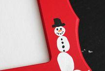 Christmas crafts / by Rachel Schwindling