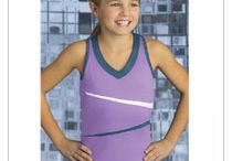 Girls Tennis Apparel