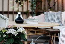 Outdoor Living / Inspirational designs for stylish outdoor living from cool decks to picturesque potting sheds, pretty gardens and everything in between