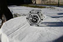 Bitspower Hexagon material