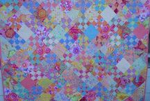 Quilting / Quilt patterns and ideas (especially for my Hawaii fabric quilt)