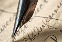 γράφω γράμματα