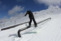 Snowboard Training