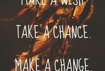 Dream, wish, quote
