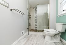 Bathroom Remodeling Lutherville Timonium MD / Modern Bathroom Renovation Lutherville Timonium MD by Euro Design Remodel