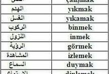 Arapça Fiiller