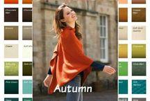 Colour soft autumn