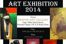 art and exhibitions