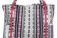 Orientique Cotton Bags