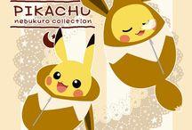 Pikachu Nebukuro