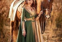 středověké oblečení
