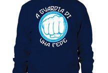 UN GIORNO ALL'IMPROVVISO Versione 2 / Felpa Con Cappuccio- Felpa Girocollo-T-Shirt