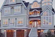 Casas enormes