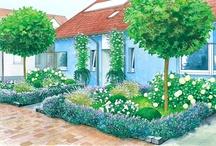 Umbau - Vorgarten