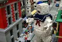 Lego et nanoblock