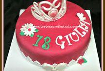 Princess Cake  / www.torteamorefantasia.com
