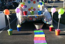 Trunk or treat ideas  / by Ashley Tart