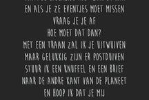 Gedichtjes <3
