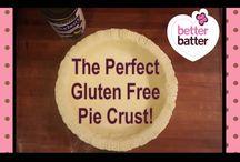 Gluten Free Recipe Videos / by Better Batter Gluten Free Flour