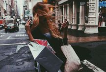 Shopping / Women's clothes shopping