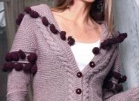 Crochet and Knitting / Free crochet and knitting patterns and photo