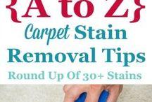 carpet stain remòver