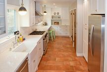 terracotta tiles kitchen