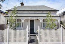 Victorian house exteriors