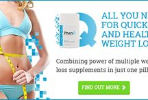PhenQ - FDA Approved Weight Loss Formula / PhenQ contains the power of multiple weight loss supplements in just one pill. Till today it is known as one of the best weight loss supplement.
