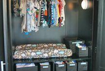 Get organized! / by Alida | The Realistic Mama