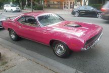 1970 cuda 340 shaker hood