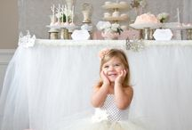 Violet Ruby's Birthday Party Ideas