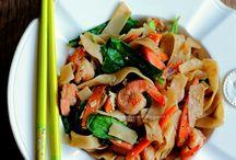 RICETTE THAI / cibo e vivande tailandesi