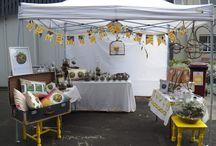 market displays
