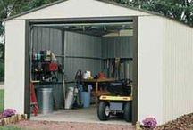 Garden Storage and furniture