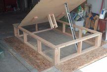DIY-Storage Bed Ideas