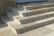 patio steps