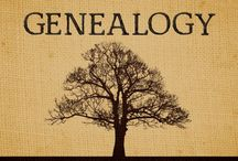 Genealogy & Heritage / My biggest hobby is genealogy. I love history and learning where I came from and about the people's lives that made me possible. / by April Bobbish