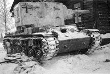 Beute Panzer KV-2