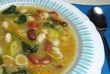 Soups  - Legumes