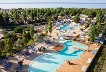 Languedoc's Favourite Holiday Parks / Al Fresco Holidays offer fantastic family mobile home holidays, check out our collection of parks in Languedoc.