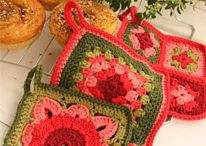 grannie squares / by newtonberry