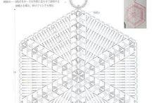 hexagono crochet