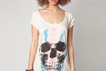skull t's