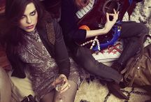 A Look Back At: Fall/Winter 2009   / A look back at our funkiest campaign shoots!