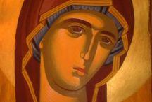 My Byzantine Painting Icons