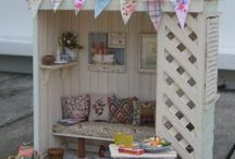 Shabby Chic N´  Boho Dollshouses and Miniatures:-)