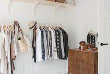 Klostret wardrobes and closets