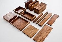 Wood kitchen accesories